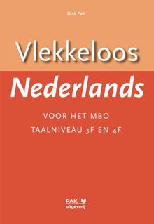 Vlekkeloos Nederlands voor het mbo
